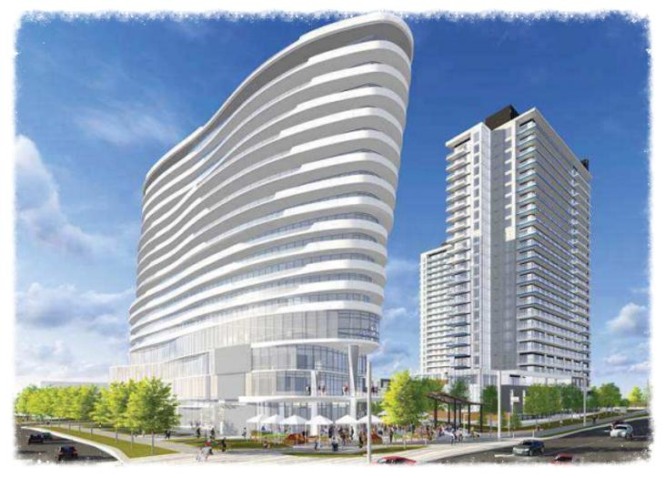 Arc at 2550 Eglinton Avenue West, Mississauga, On L5M 2V8